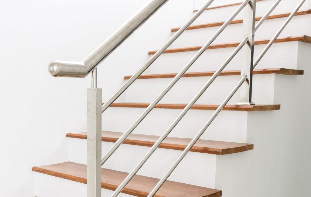 Nowoczesne detale schodów